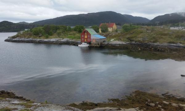 Fugløya i Kristiansund kommune. Foto: Tore Hals